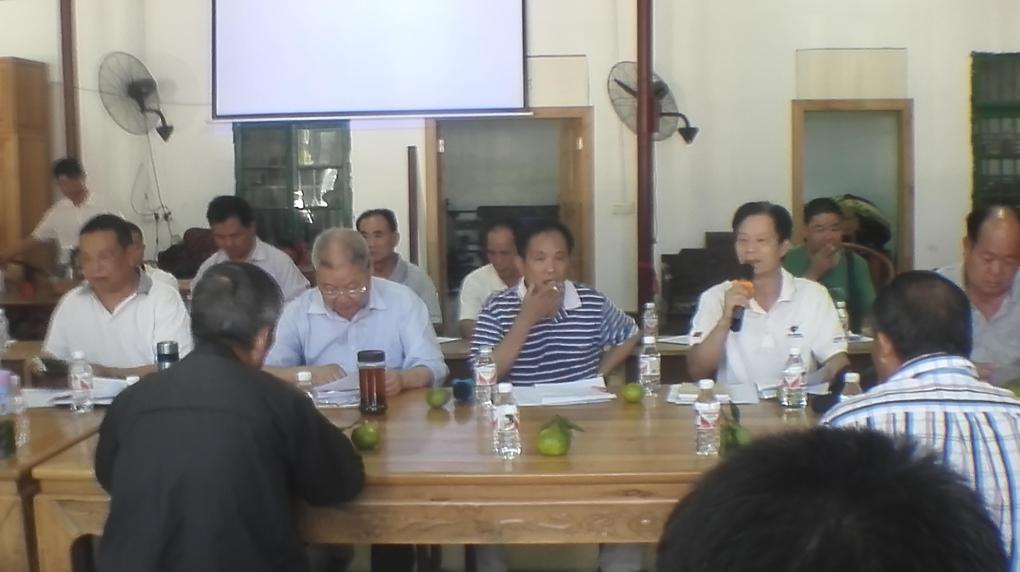 广西工作站工作会议