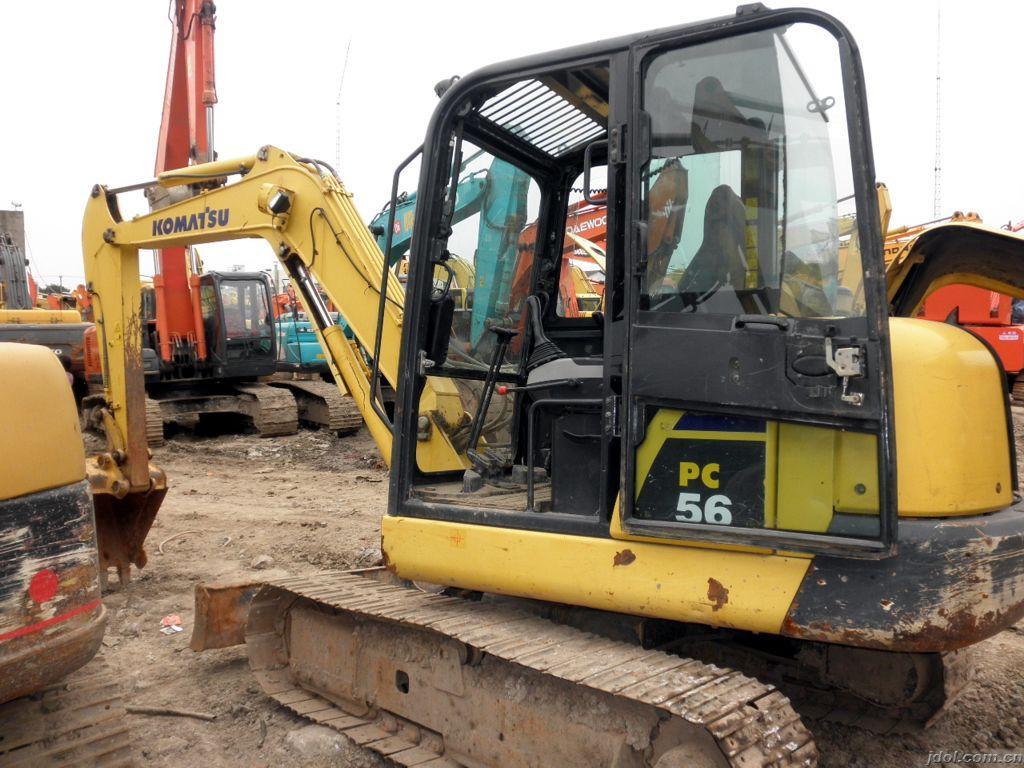 供应二手小松PC56 7挖掘机