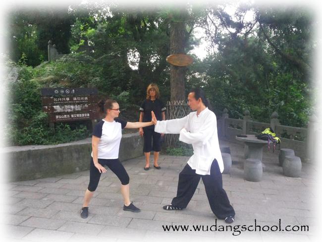 Wudang Kungfu School